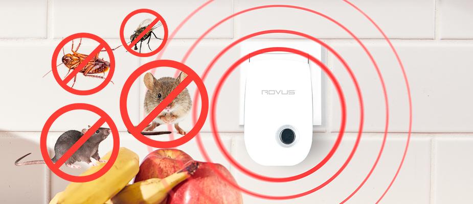 Устройство для отпугивания вредителей Pest Repeller