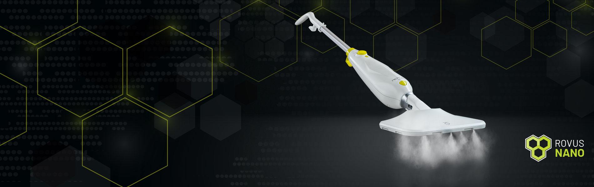 Паровая швабра Nano Plus